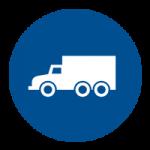 Vervoer per vrachtauto